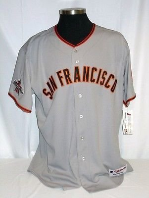 competitive price f2f6a 9edd2 san francisco giants road jersey