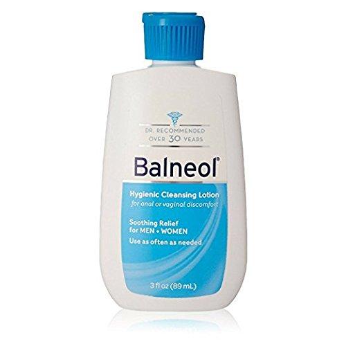 Balneol Hygienic Cleansing Lotion 3fl oz.