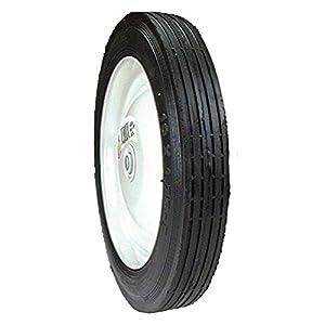 Maxpower 335190 Steel Centered Wheel by Jensen Distribution Services