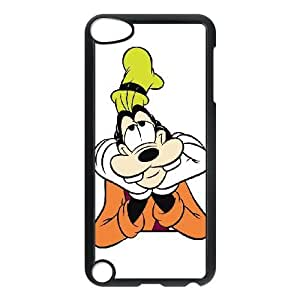 ipod 5 Black phone case Disney Cartoon Characters GoofyDMU5719352