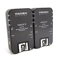 Yongnuo YN-622C II YONGNUO REMOTE E-TTL PER CANON EOS FLASH +WINGONEER® diffusore