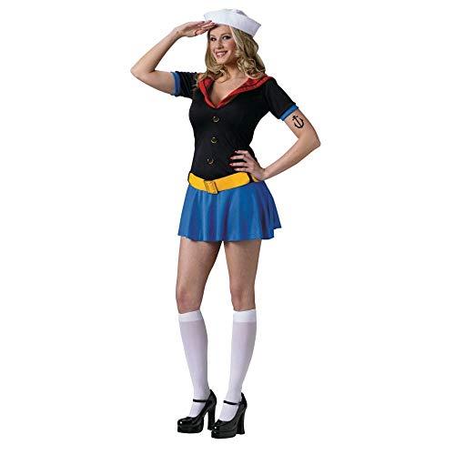 Ms. Popeye Adult Costume - Small/Medium]()