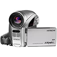 Hitachi DZGX5020A DVD Camcorder with 30x Optical Zoom (Discontinued by Manufacturer)