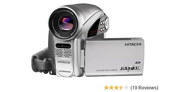 amazon com hitachi dzgx5020a dvd camcorder with 30x optical zoom rh amazon com hitachi dvd cam dz-gx5020a manual Hitachi TV Repair Manual