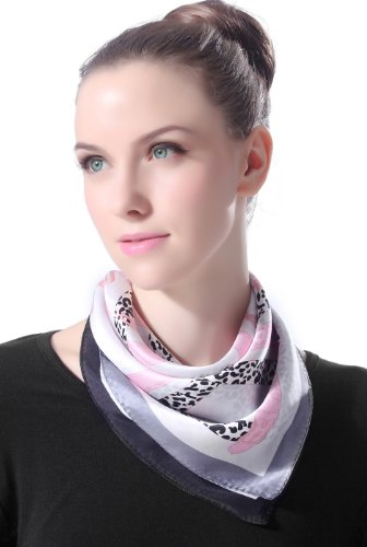 Patterned Belt Scarf - 6