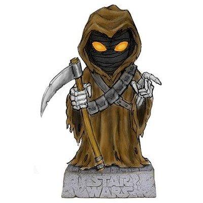 Jawa Reaper Monster Mash-ups Mini Star Wars Bobble Head - Limited