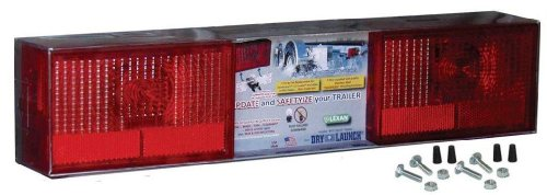 Launch Boat Trailer - Dry Launch SP7RBW-8X13 SP7 Universal Lighting Kit