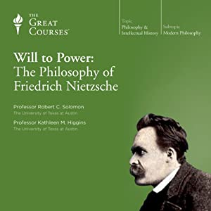The Will to Power: The Philosophy of Friedrich Nietzsche Lecture