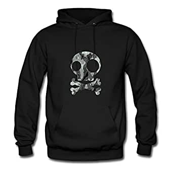 Blackjack(cp) Image Customized : X-large Womenhoody Black- Made In Good Quality.