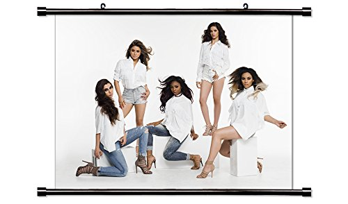 Fifth Harmony Band Wall Scroll Poster (32x24) Inches
