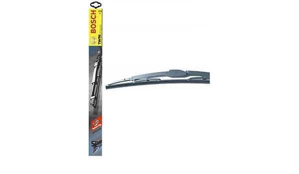 Bosch 3397110298 Twin 298 - Limpiaparabrisas (2 unidades, 475 mm ...