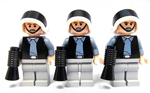 LEGO Star Wars Rebel Scout Trooper Lot (X3) Minifigures