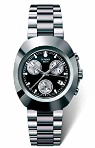 Amazon.com: Rado Men's R12638163 Orginal Collection ...