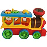 BUMP N GO TRAIN - WITH SOUNDS - LIGHTS - AND SHAPES
