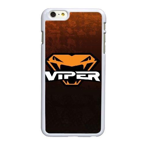 V2H13 Viper X5O0HD coque iPhone 6 Plus de 5,5 pouces cas de couverture de téléphone portable coque blanche RV4BBC4QT