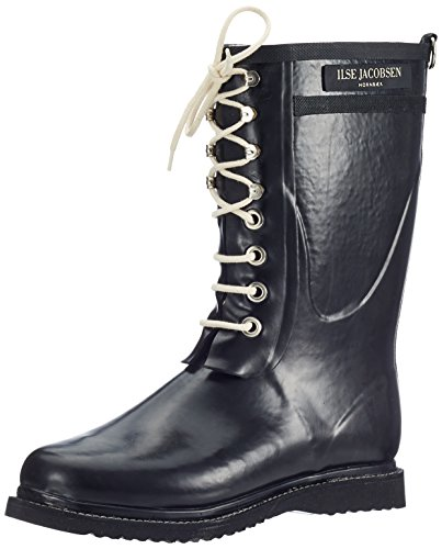 Black Boot Rub15 Jacobsen Women's Ilse IvZx6c