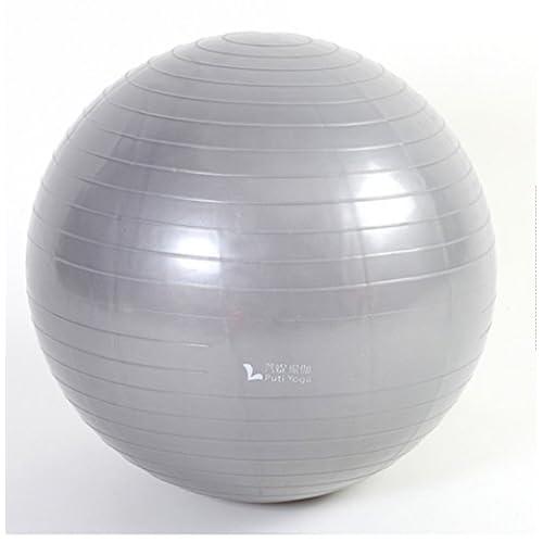 Balle de yoga, épaissir Anti-déflagrant balle de gymnastique perdre du poids Minceur enfant Plainte balle de yoga ( Couleur : #4 )