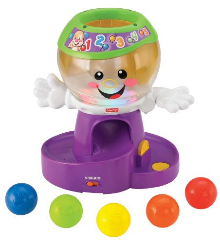 Fisher Price Laugh Learn Count Gumball