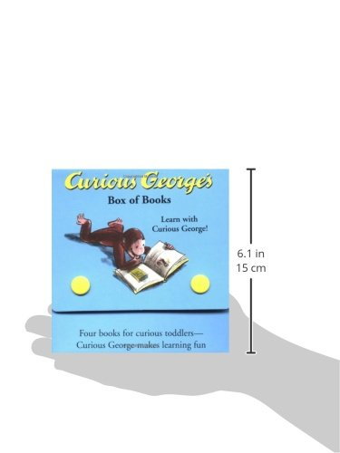 Curious George's Box of Books by HMH Books (Image #3)