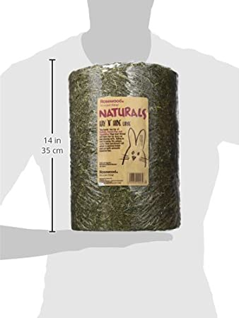 Rosewood Naturals Foraggio commestibile da masticare
