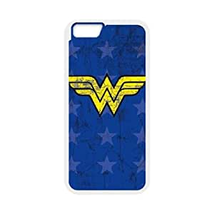 Wonder Woman Emblem iPhone 6 4.7 Inch Cell Phone Case White DIY Gift xxy002_5208108
