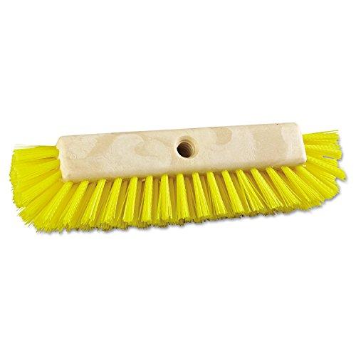 Boardwalk 3410 Dual-Surface Scrub Brush, Plastic, 10