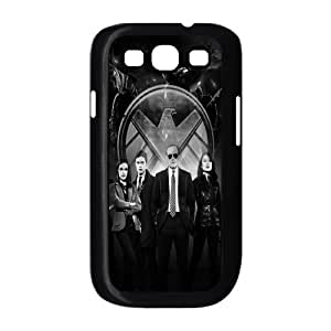 Agents of S.H.I.E.L.D FG2081344 Phone Back Case Customized Art Print Design Hard Shell Protection Samsung Galaxy S3 I9300
