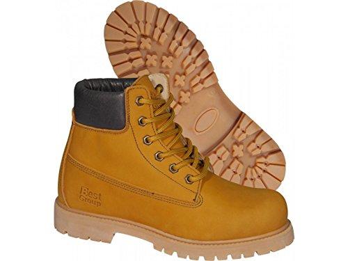 Best Group Gust Mens Waterproof Italian Leather Walking Boots UK 10 - EUR 44