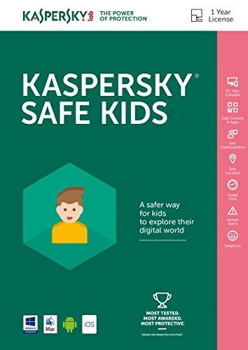Kaspersky Safe Kids ESD [PC/Mac Online Code]
