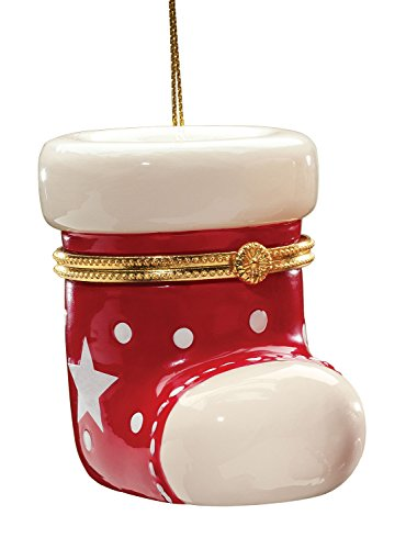 Stocking Trinket Ornament by Miles Kimball