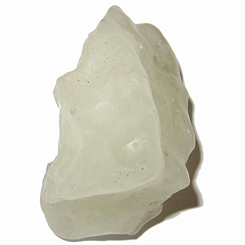 "Meteorite Libyan Desert Glass Cluster 06 Thick Arrowhead Space Journey Crystal Natural Tektite Czech 20 Grams 1.7"""