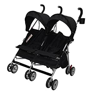 Amazon Com Babies R Us Side By Side Double Stroller