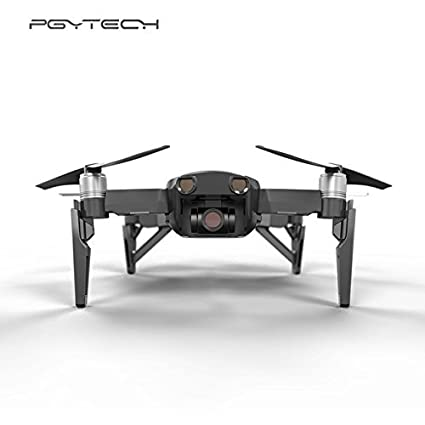 32eaadc44e6 Image Unavailable. Image not available for. Color: PGYTECH For Mavic Air  Extended Landing Gear Leg Support Protector Extension Replacement Fit for DJI  Mavic