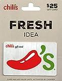 Chili's Gift Card $25