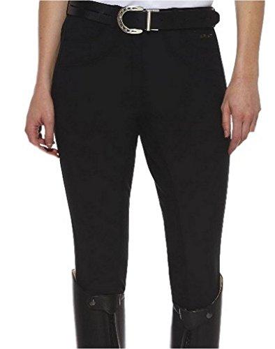 Ariat Olympia Full Seat Breeches, Black, 28