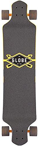 """Globe Geminon Drop Down 41"""" Complete Longboard Skateboard New On Sale"""
