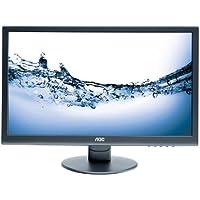 AOC E2752VH 27 Widescreeb LED Monitor 2ms 1920x1080 DVI/HDMI Speaker