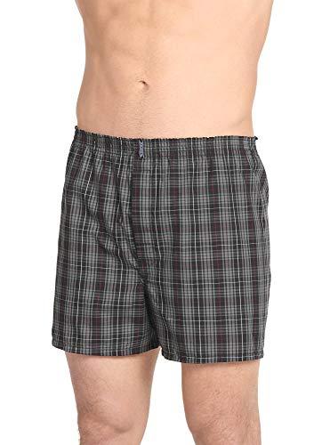 Jockey Mens Underwear Classic Full Cut Boxer 4 Pack