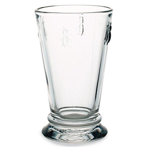 La Rochere French Bee Highball 606701ST6, Set of 6, Clear by La Rochere