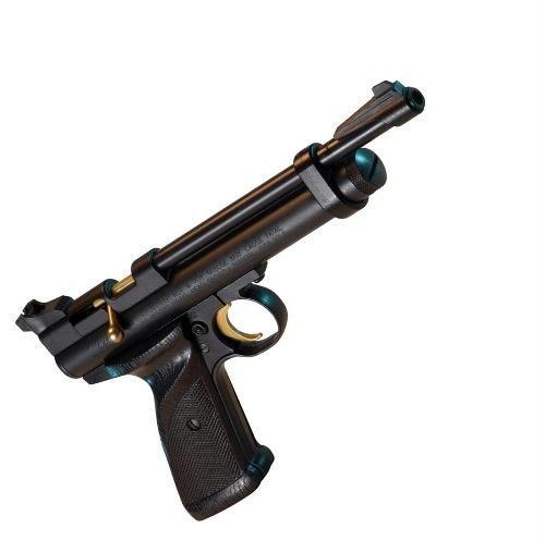 Crosman 2240 Single Shot Bolt Action CO2 Powered Pistol, Outdoor Stuffs
