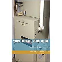 2013 Furnace Price Guide