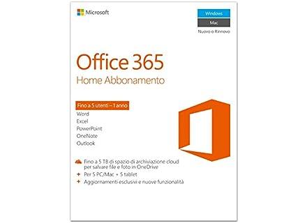 16.00€ di sconto su Microsoft Office 365