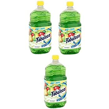 3 Set of Multipurpose Cleaner, Passion Of Fruits, 56 oz by: Fabuloso