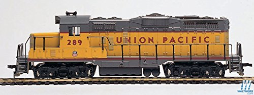 Locomotive Low Nose (Walthers Trainline EMD HO Scale GP9M Ready-to-Run Union Pacific #289)