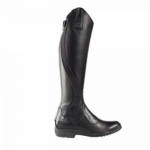 Horze Camden Tall Boots Negro (BL)