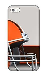 DxPjdFX1447ctbnN DavidMBernard Clevelandrowns Durable Iphone 5/5s Tpu Flexible Soft Case