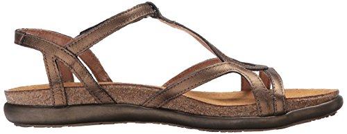 Naot Kvinna Dorith Gladiator Sandal Guld Grecian Läder