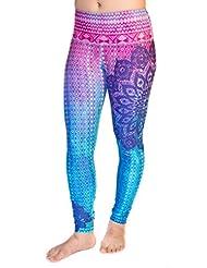 Inner Fire Mandala Legging Yoga Pants