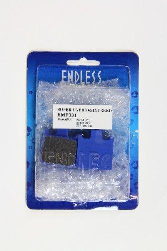 エンドレス(ENDLESS) ブレーキパッド シンタードメタル ヤマハ[YAMAHA] FJR1300A/AS/ABS(08-) カワサキ[KAWASAKI] ZX-6R(07~)/ZX-6RR(07-)/Z750R(11)/Z1000(07-09)/ZZR1400/ABS(06-)/1400GTR(08-) EMP031   B00G36PHC6
