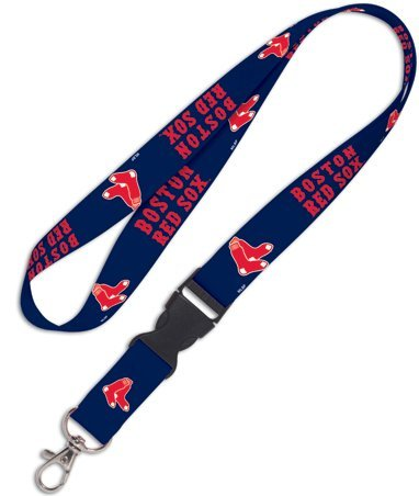 Boston Red Sox Christmas Stocking - Boston Red Sox Two Tone Lanyard
